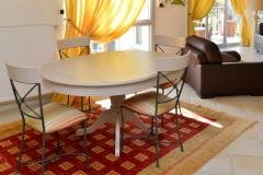 Laque sur table Louis Philippe